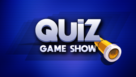 Quiz Game Show - Geografia