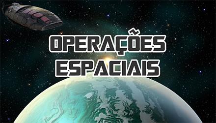 Opera��es Espaciais