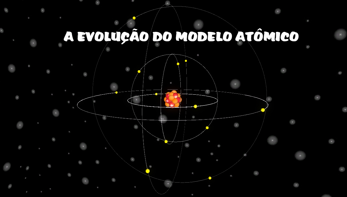 A Evolu��o do Modelo At�mico