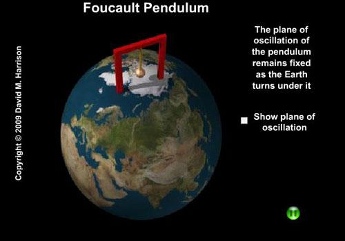 P�ndulo de Foucault