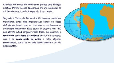 Deriva continental - A formação dos continentes
