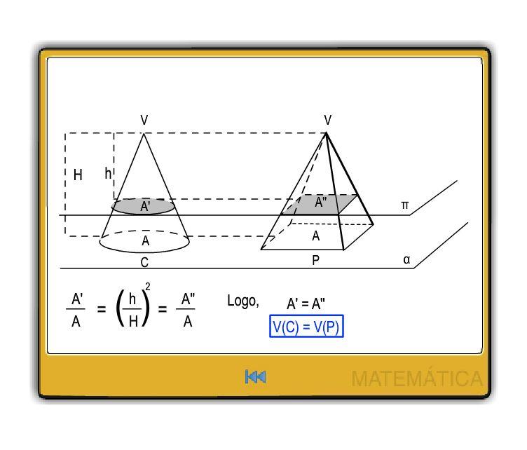 Geometria Métrica e Espacial